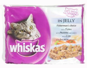 Aluminum Foil Plastic Zipper Bag for Pet Food Packaging pictures & photos