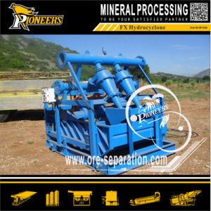 Mining Cyclone Classifier Ore Industrial Equipment Separator Dewatering Hydrocyclone pictures & photos