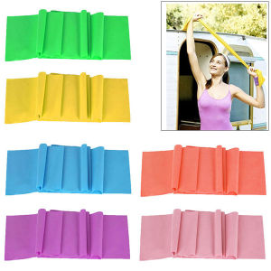 Yoga Pilates Workout Exercise Fitness Resistance Band pictures & photos