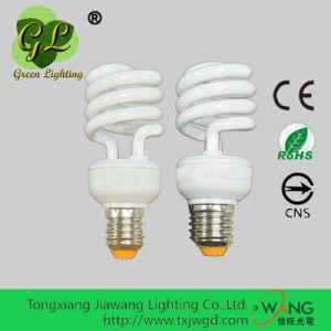 15W 20W 23W Half Spiral Energy Saving Light