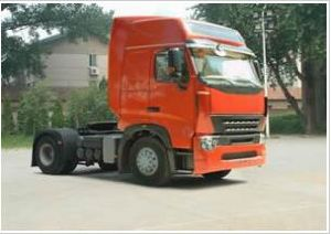 Sinotruk Brand HOWO A7 4*2 420HP Tractor pictures & photos