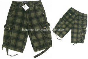 Casual Leisure Jeep Cargo Jogger Sport Washing Pants for Man pictures & photos