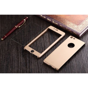 3 in 1 Protection Tempered Glass Protector for iPhone 5g/6g/6plus