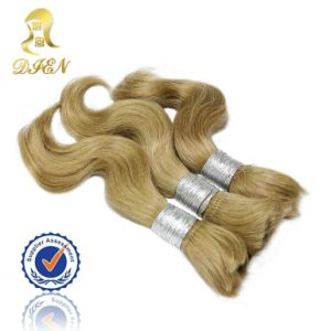 100% Virgin Brazilian Hair Bulk Human Hair