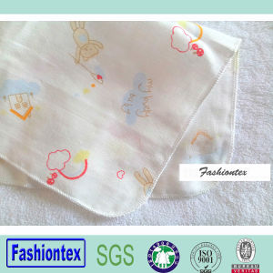 Wholesales Terry Face Towel Baby Handkerchief pictures & photos