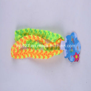 Double Color Hair Band, Fashion Hair Ribbon, Children Hair Ribbon, The Colour of Green Vigor, Children Sports Adornment, Headband, Tiaras