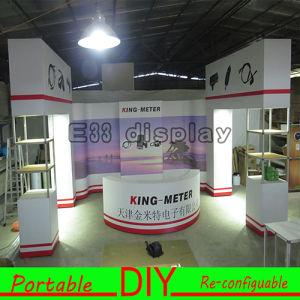 Designing Portable Modular Aluminium Frame Stand Trade Show Booth pictures & photos