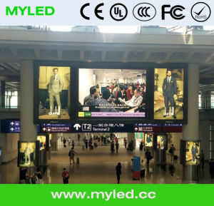 Top Brand Indoor P4 Full Color LED Adcertising Display Board pictures & photos