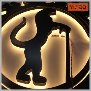 LED Backlit Metal Letter Advertising Billboard/LED Signage pictures & photos