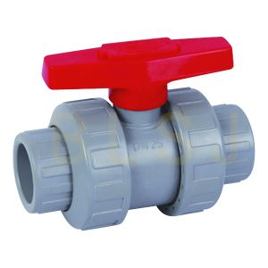 UPVC Socket Ball Valve (Q61F-6U) pictures & photos