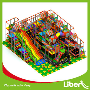 Kids Soft Play Games Cafe Indoor Playground with Ball Pool for Amusement Park pictures & photos