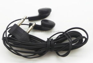 in-Ear Style and Wired Communication Two Pins Aviation Headset Disposable Earphone Lx-Al02 pictures & photos