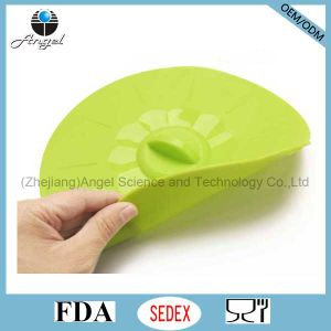 Kitchen Silicone Anti-Overflow Cover, Silicone Pot Cover SL07 (S) pictures & photos