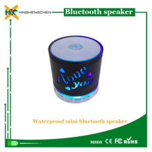 New Design Portable Bluetooth Speaker Cylindrical Mini Speaker pictures & photos