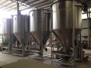 High Capacity Food Mixer for Production Line Made of Stainless Steel pictures & photos