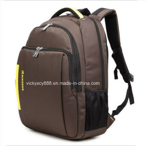 Business Travel Double Shoulder Laptop Bag Backpack Pack (CY9849) pictures & photos
