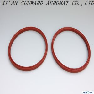 Customized Colorful Heat-Resistance 70d NBR Rubber O Ring Made in Aeromat pictures & photos
