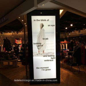 Ultra-Thin Frame Advertising Light Boxes pictures & photos
