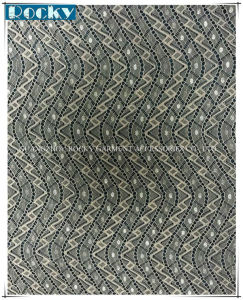 Hot Sales 2016 Year New Lace Fabric for Bridal Garment Dress Net Lace Fabric pictures & photos