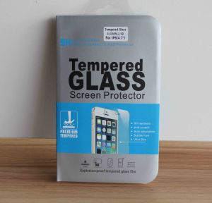 Super Anti-Scratch Tempered Glass Screen Protector Paper Packaging pictures & photos