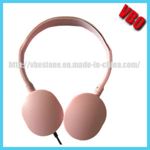 Hot Sale Stereo Aviation Headset for Airplane Shenzhen Factory pictures & photos
