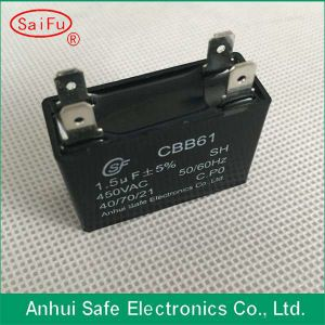 Cbb61 Electric Ceiling Fan Capacitor pictures & photos