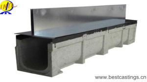 Middle Slot Linear U Type Drainage Channel pictures & photos