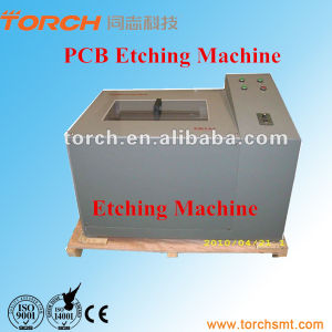 Pm141 PCB Spray Etching Machine CNC Router pictures & photos