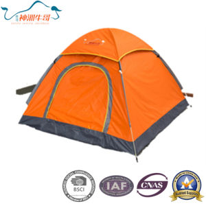 190t Polyester Floding Outdoor Camping Tent pictures & photos