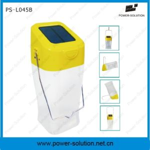 500mAh LiFePO4 Battery Solar LED Lamp with IEC Certification pictures & photos