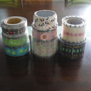 Pet/Al/PE Laminated Film Rolls for Snack Sachet pictures & photos