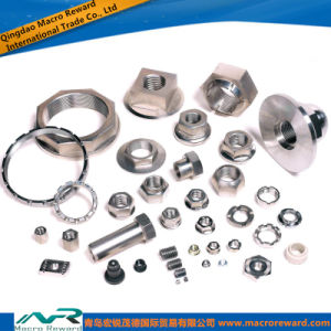Stainless Steel Hexagon Rivet Nut Fasteners pictures & photos