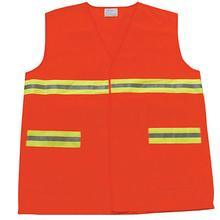 fashion High Visiblity Polyester Reflective Safety Warning Coat pictures & photos