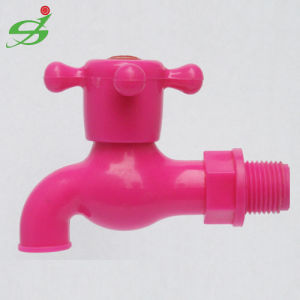Plastic Water Taps with Any Color Available and Cheap Price pictures & photos