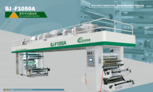 Good Precision Gfa-Series Stable Performance Dry Lamination Machine