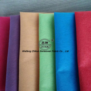 Non -Woven Fabric for Mattress Cover with High Quality pictures & photos