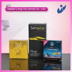 Flavored Male Condoms with Good Quality pictures & photos