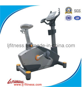 Deluxe Upright Bike Fitness Gym Equipment (LJ-9601A)