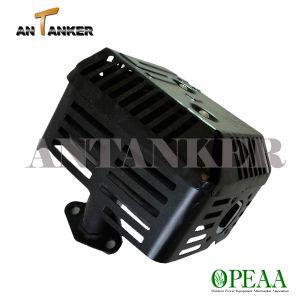 Engine - Muffler for Honda Gx160 Gx200 pictures & photos