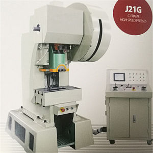 J21g High Speed Precision Press/Press Machine/Power Press pictures & photos