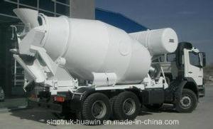 HOWO 6X4 371HP Concrete Mixer Truck pictures & photos