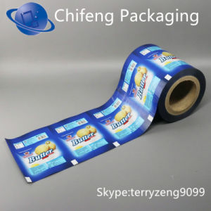 Pet/PE Food Packaging Plastic Roll Film pictures & photos