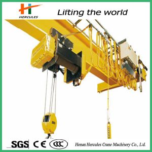 Single Girder Beam Bridge Crane of Travelling pictures & photos