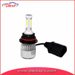 4000lm G8 9007 Bridgelux 12-24V COB LED Headlight