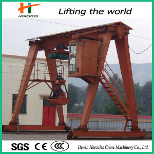 2015 Single Girder Construction Project Gantry Crane pictures & photos