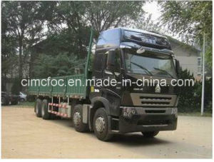 Sinotruk HOWO A7 8*4 Cargo Truck pictures & photos