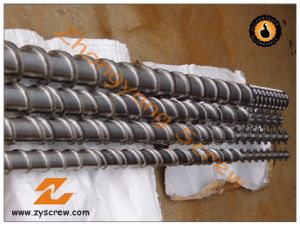 Sheet Extruder Single Screw Barrel / Single Screw Barrel for Extruder (Dia15-300mm) pictures & photos