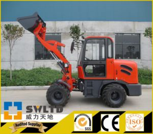 Mini Wheel Loader/Small Wheel Loader Zl08 with CE pictures & photos