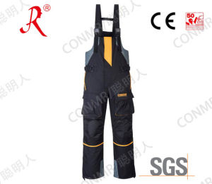 Fashion Sea Fishing Waterproof Quilted Pants for Winter (QF-9078B) pictures & photos