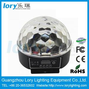 Stage LED Effect Light/LED Mini Crystal Magic Ball Light